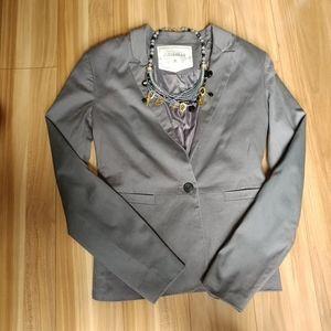 Pull & bear Gray blazer